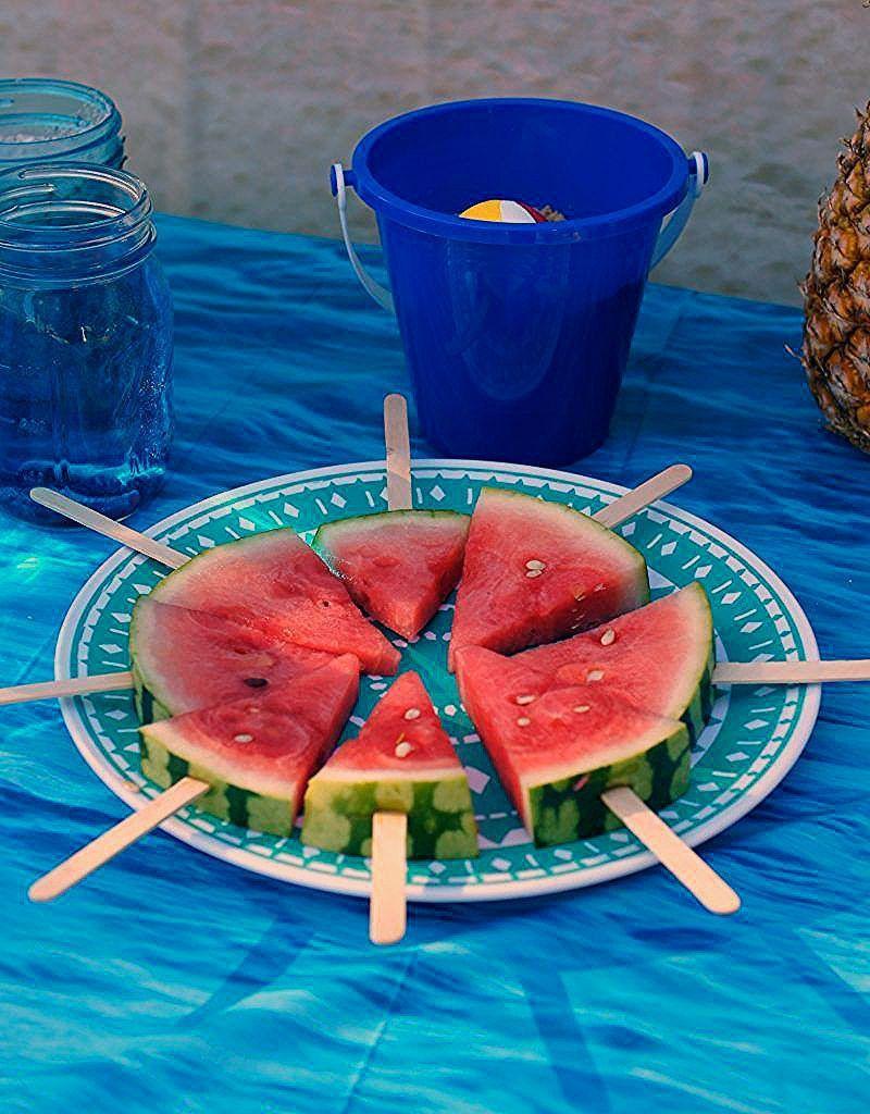 Pin On Hawaiian Birthday Party