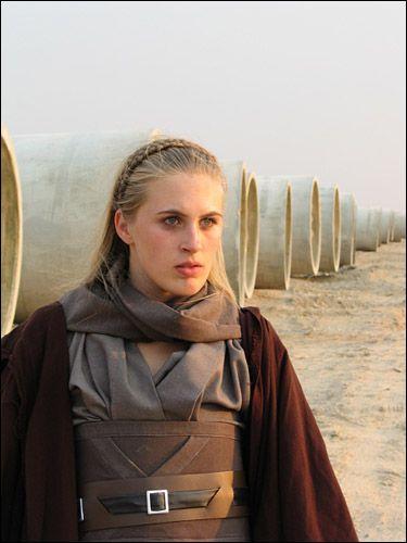 CosGeek: Jaina Solo |Star Wars Episode 7 Jaina Solo