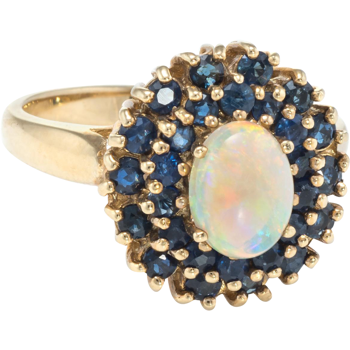 and opal yellow shipton gold co exclusive ring ladies sapphire rings