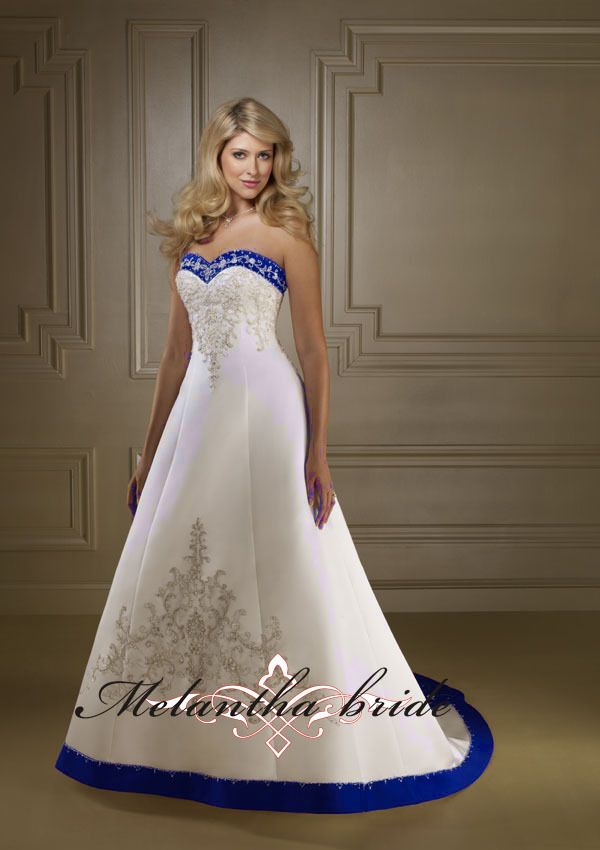 Royal Blue Wedding Dress Wedding Dresses Hairstyles In 2019
