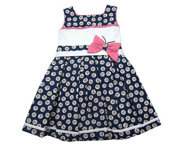f3a989809ec Pin de Herminia Crosta en ropas niñas nińos | Vestidos para niñas ...