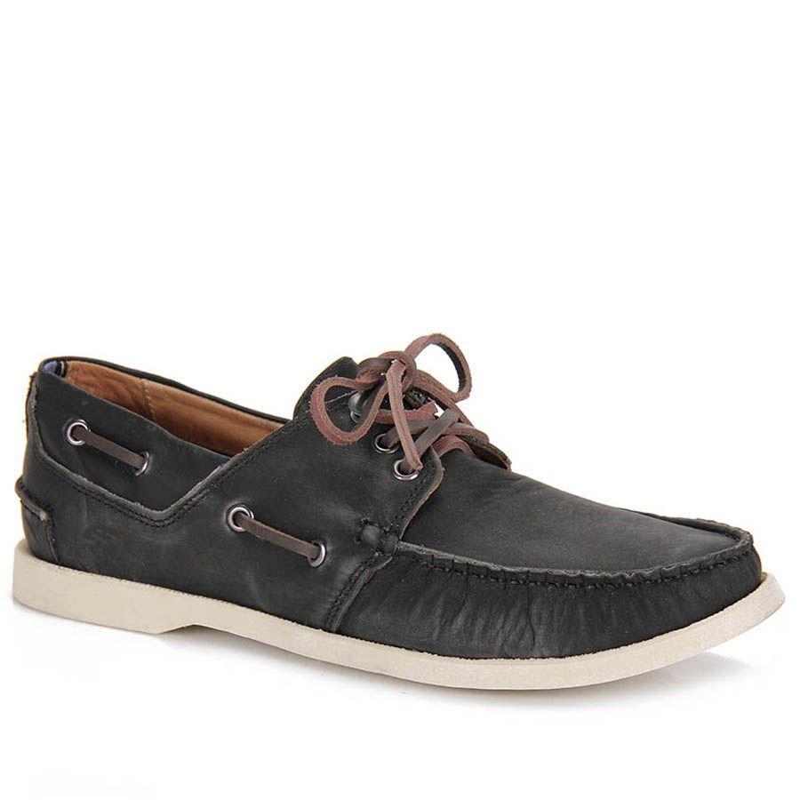 4a59fca9e Mocassim Masculino Ellus 38Zd530 - Preto - Passarela.com | sapatos ...