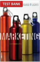 Pin On Marketing 2nd Canadian Edition Test Bank