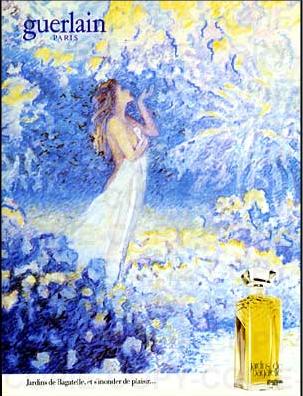 Jardins De Bagatelle Eau De Toilette By Guerlain Perfume Short Express Perfume Review The Scented Salamander Perfume Beau Perfume Guerlain Perfume Art