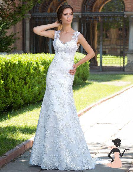 Vestido de Noiva Estrid