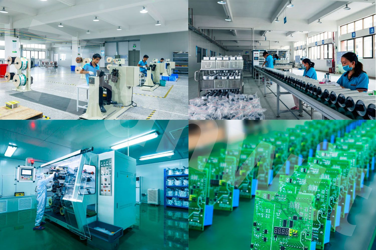 Tranwit Electric Group Power Quality Management Factory