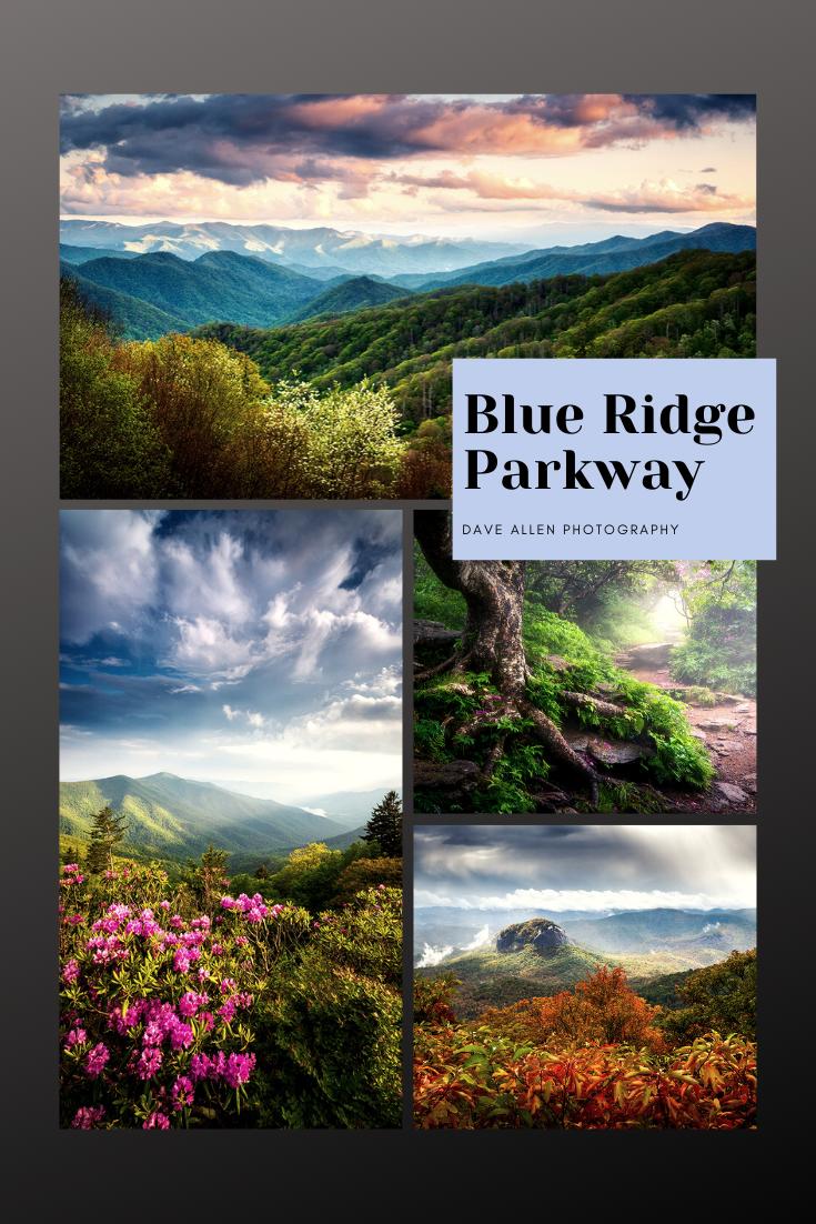 Visit the Blue Ridge Parkway