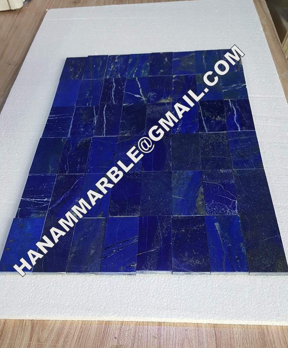 Lapis Lazuli, Lapis Lazuli Tiles, Lapis Lazuli Stone Tiles, Lapis ...