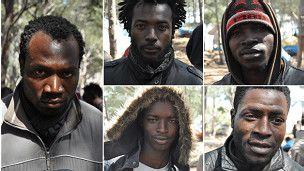 El drama de los migrantes que esperan saltar la valla de Europa en Melilla