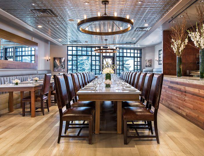 Gallery | Alder & Tweed | Interior design dining room ...