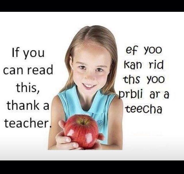 Cute quote! Teaching Reading Language Arts Pinterest