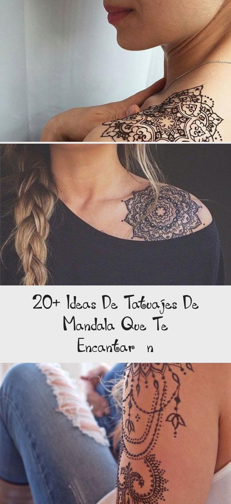 Photo of 20+ Mandala Tattoo Ideas You'll Love – Tattoo İdeas