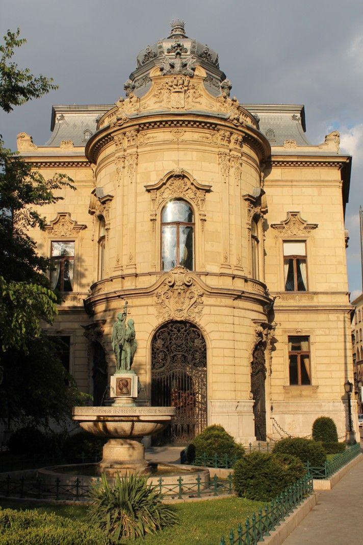 Wenckheim Palace, Budapest, Hungary