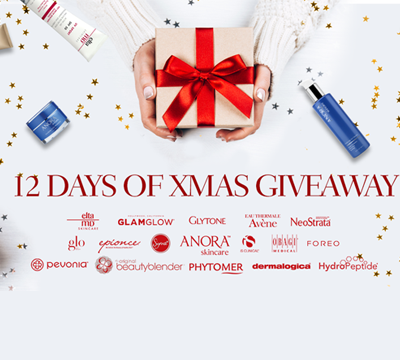 12 Days Of Xmas Giveaway Giveaway Giveaway Beauty Giveaway Christmas Giveaways