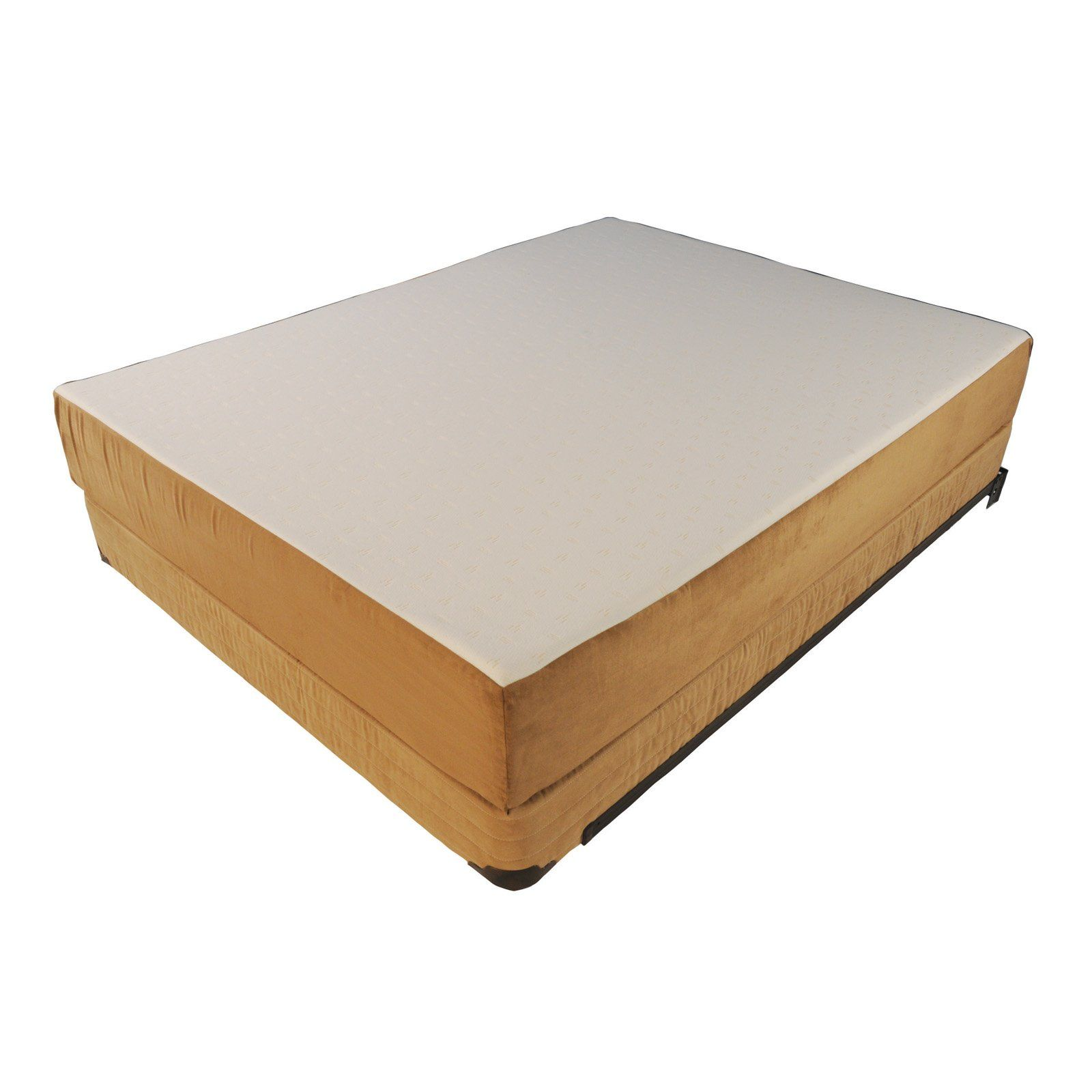 Glideaway Renew 10 in. Luxury Memory Foam Mattress