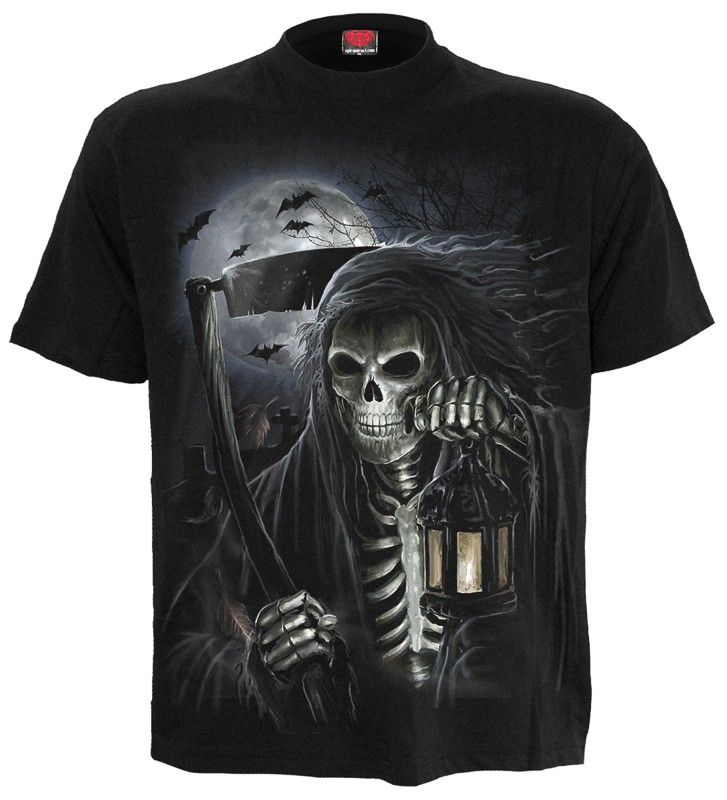 From the Grave men's t-shirt Spiral Direct