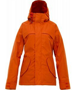 b2dc3b52ca Burton Logan Snowboard Jacket Ember for Sale - Women s