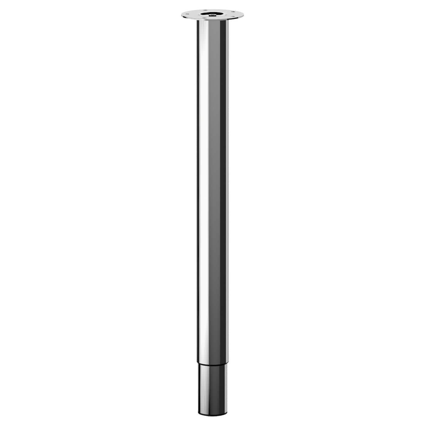 Gambe Per Mobili Ikea gerton gamba regolabile - cromato | ikea, gambe e arredamento
