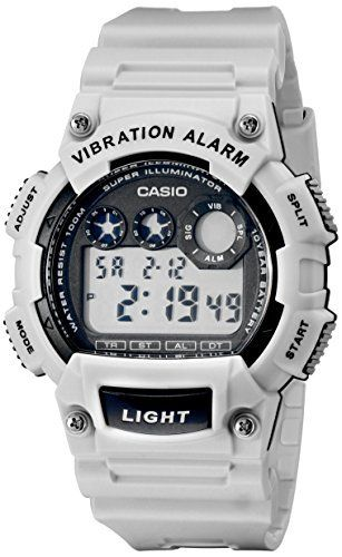 watch interval timer casio alarm watches battery buy ae