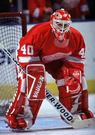 Detroit Red Wings - Bill Ranford played 18 seasons in NHL. At end of his career he played four games for Wings; he won three of them. Career GAA 3.41.