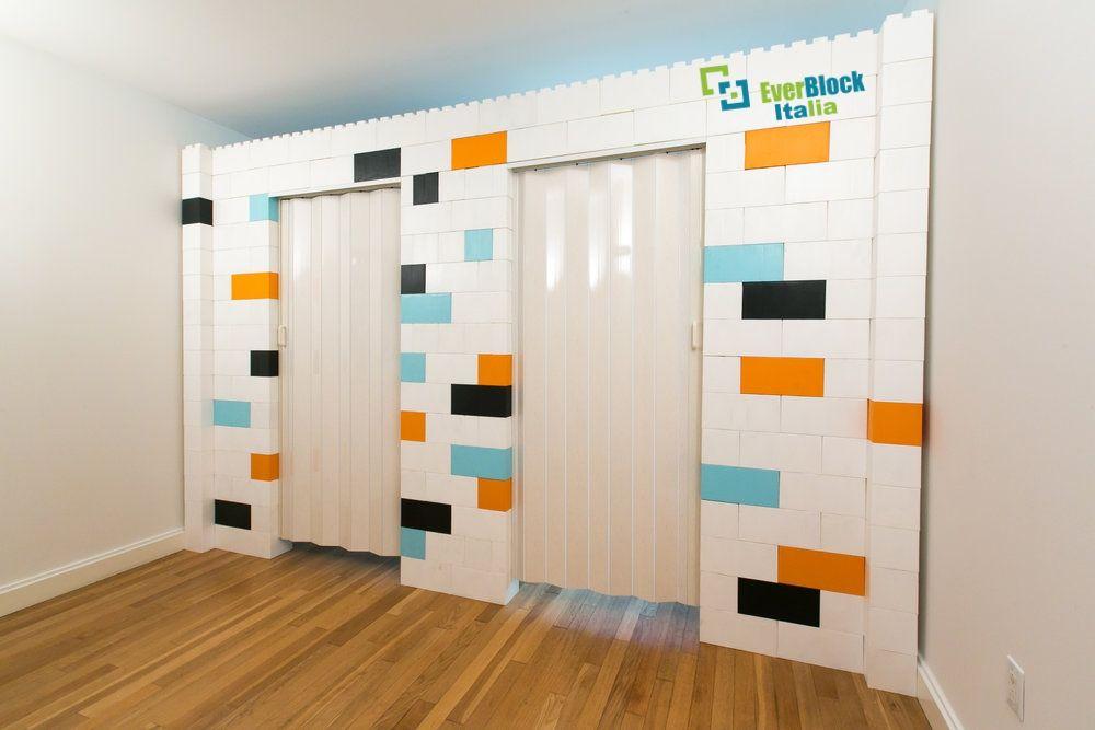 Mobili Divisori ~ Everblock #design #arredamento #ufficio #lego