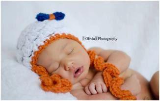Crochet Florida Gator Earflap Curls Beanie Hat - Etsy $22.00