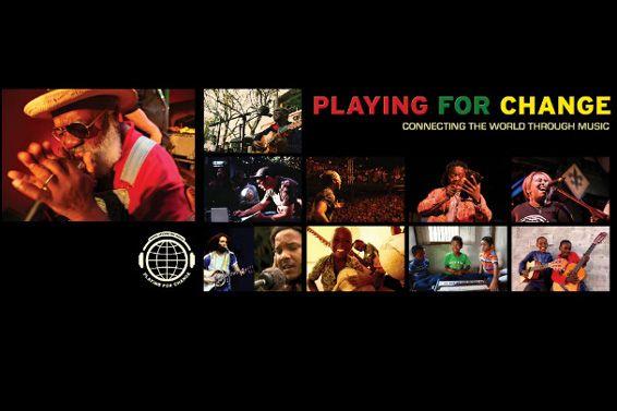 Highline Ballroom - PLAYING FOR CHANGE - Jun 14, 2014