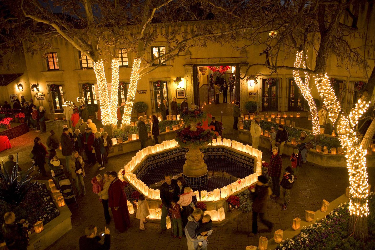 Tlaquepaque Christmas Lights 2020 Blog | The Canny Team | Festival lights, Sedona, Tlaquepaque