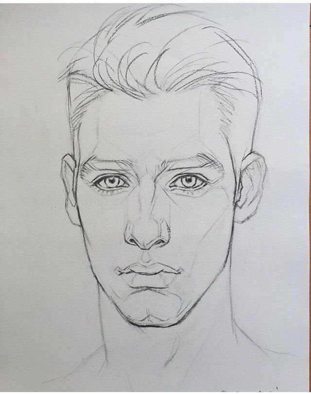 Realistic Art Reference Realistic Art Art Sketches Face Art