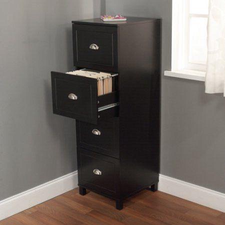 Bradley 4 Drawer Filing Cabinet Multiple Colors Filing Cabinet Drawer Filing Cabinet Home Office Furniture