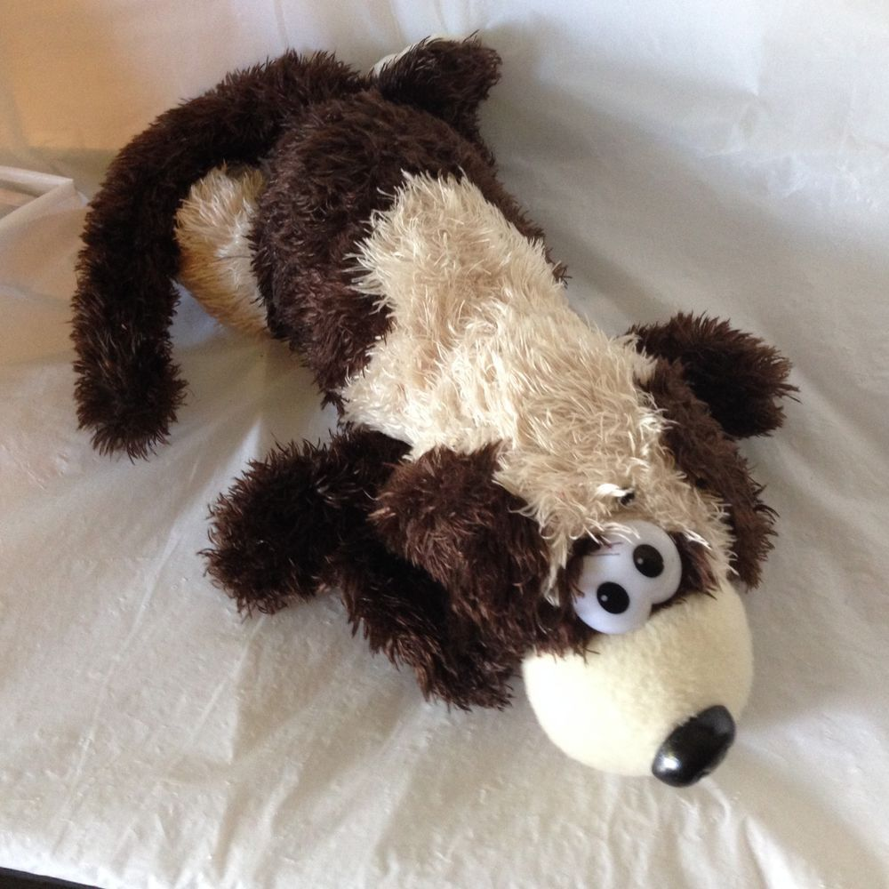 Lol Plush Dog Laughing Roll Over Toy By Westminster Motion