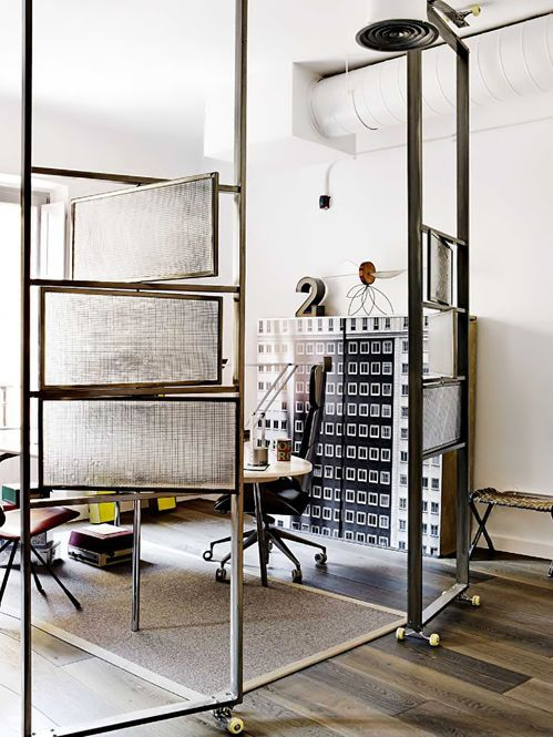 Interior Design Room Dividers: 50 Clever Room Divider Designs