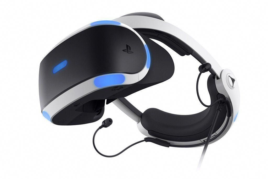 Sony Will Update Playstation Vr Headset With Hdr Passthrough Support Progamingheadset With Images Playstation Vr Sony Playstation Vr Gaming Headset