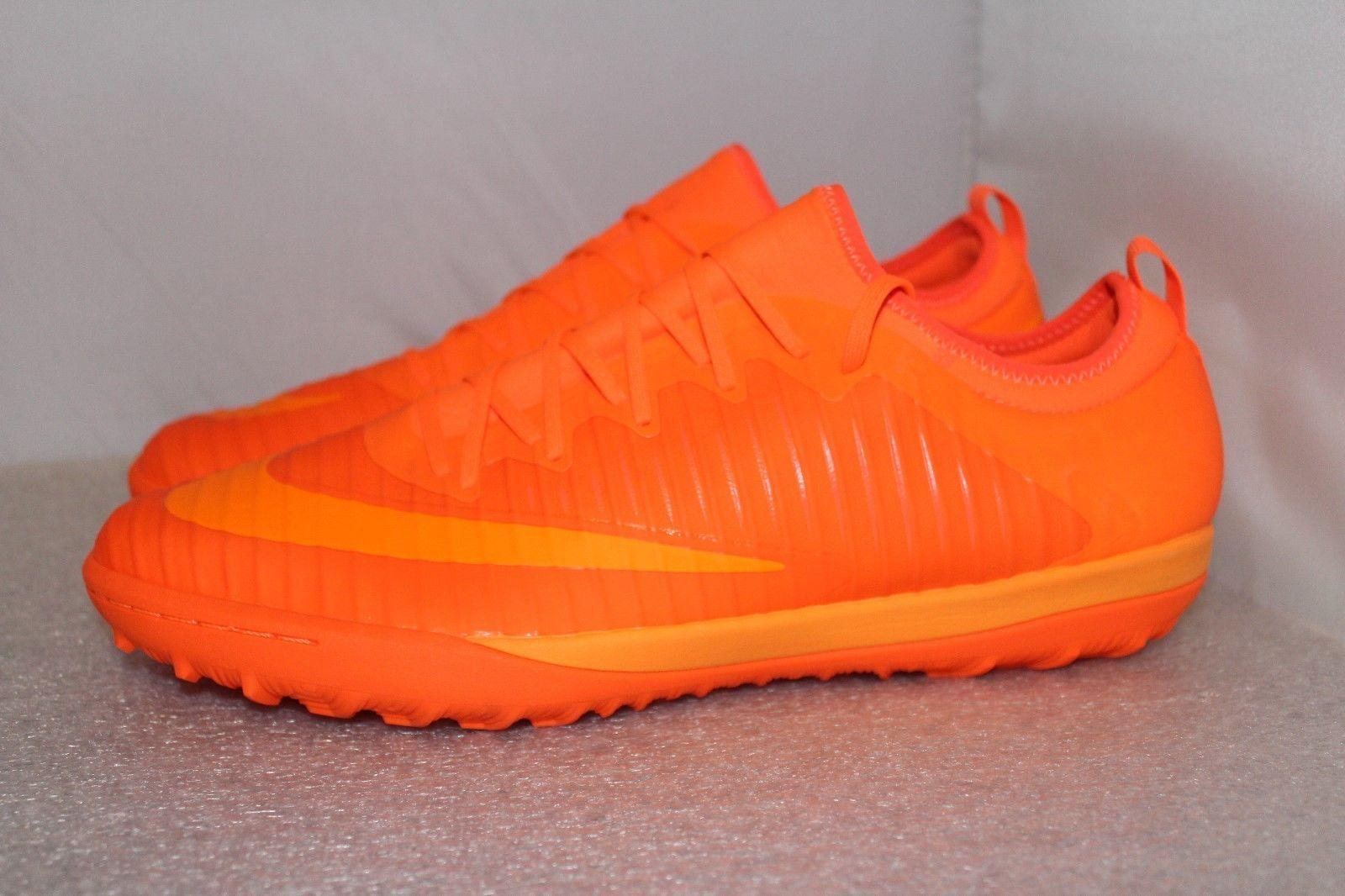 Nike MercurialX Finale II TF Soccer Shoe Men Size 12.5 #831975-888