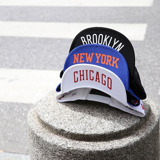 huge selection of 5ed2a e1c0d On your Spike Lee with New Era cycling hats from your favorite NBA teams  such as