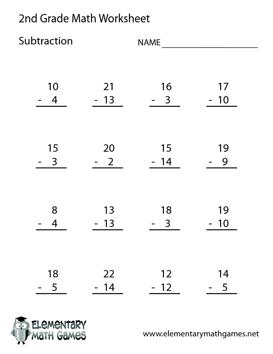small resolution of Second math   2nd grade math worksheets