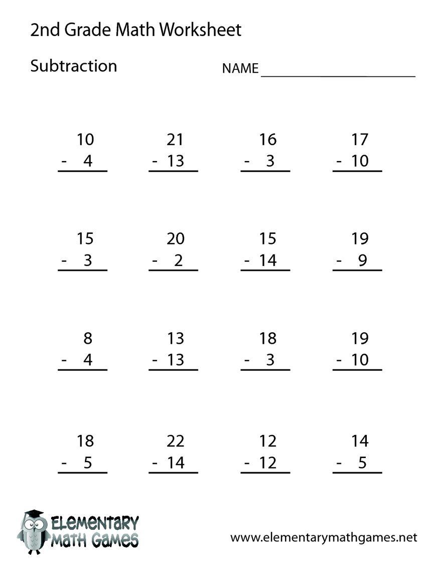 hight resolution of Second math   2nd grade math worksheets