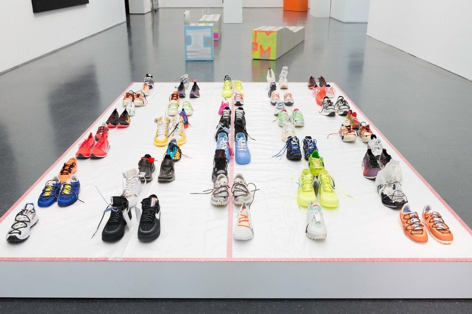 A Look at All Unreleased OFF WHITE x Nike Samples at MCA