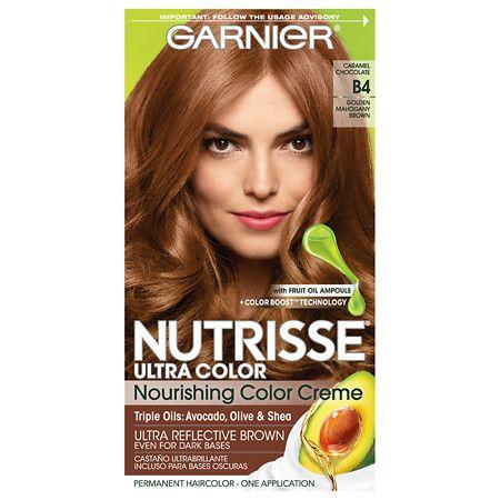 Garnier Nutrisse Ultra Color Nourishing Hair Color Creme R3 Light