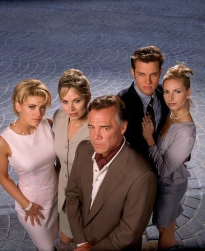 The very wealthy Crane Family  | TV Shows | Passions soap