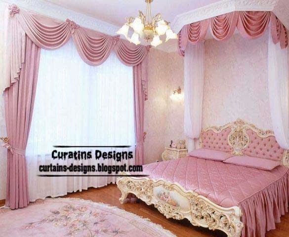 Luxury Bedrooms Luxury Bedroom Curtains And Drapes Designs