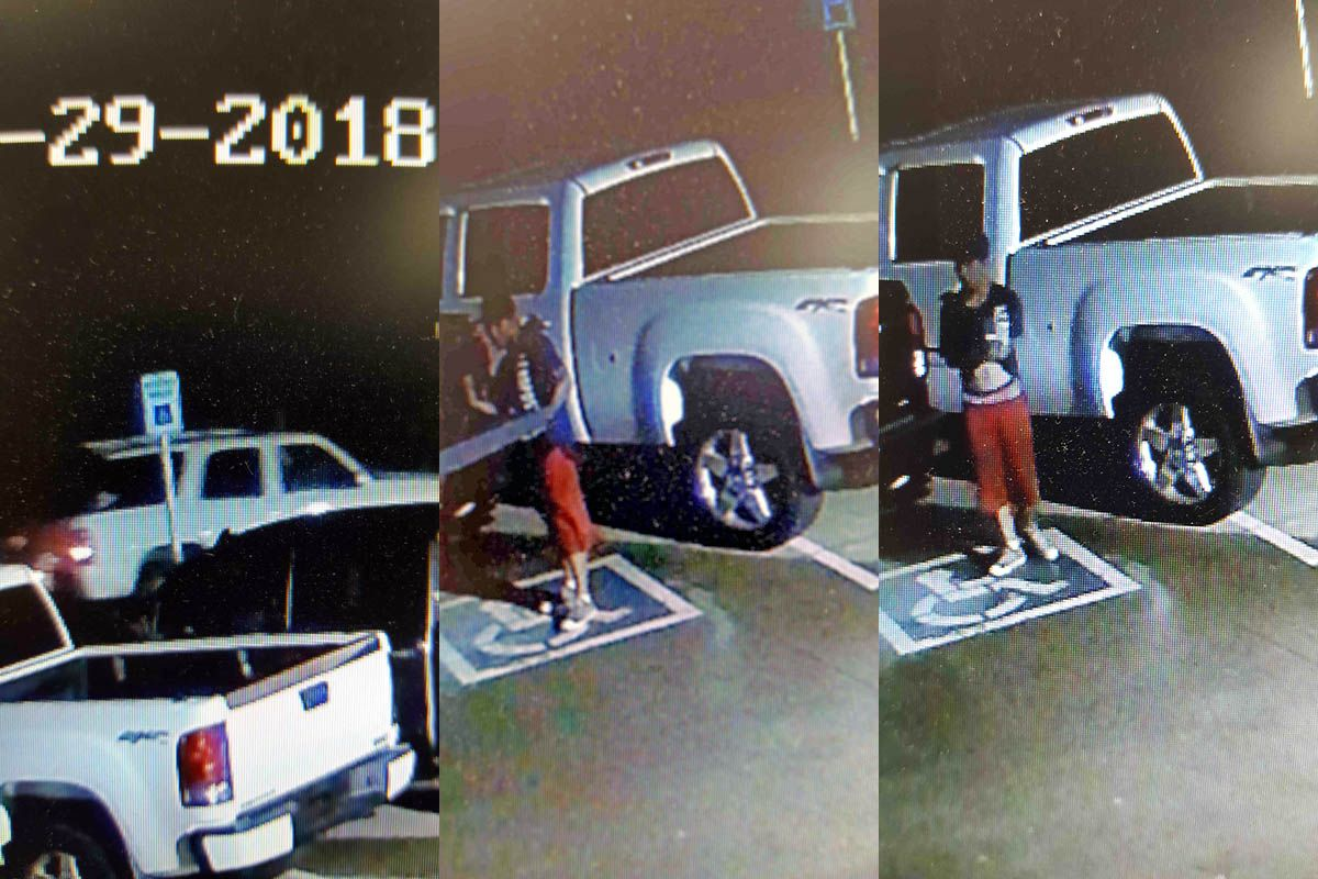 Clarksville Police request public help Identifying Tail