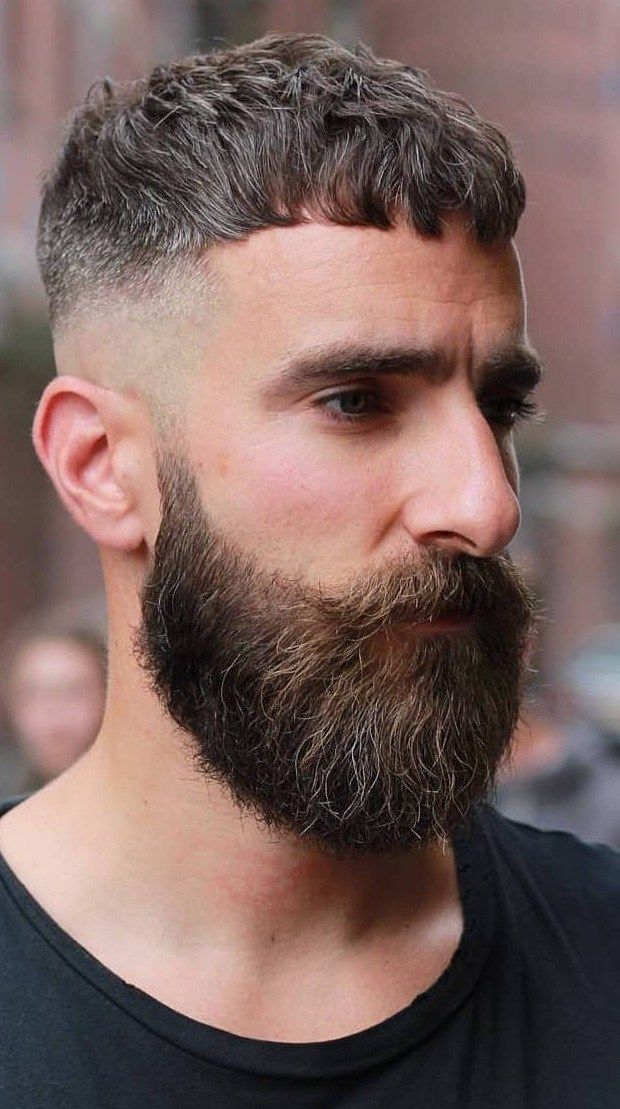 13 Beards For The Most Popular Hairstyles With Very Short ...