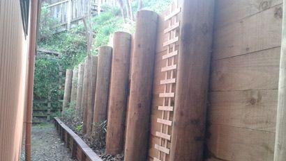 Retaining Walls In Wellington Retaining Wall Concrete Block Walls Crib Wall