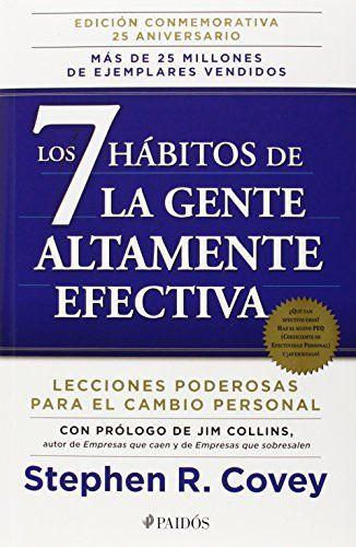 Los 7 Habitos De La Gente Altamente Efectiva Edicion