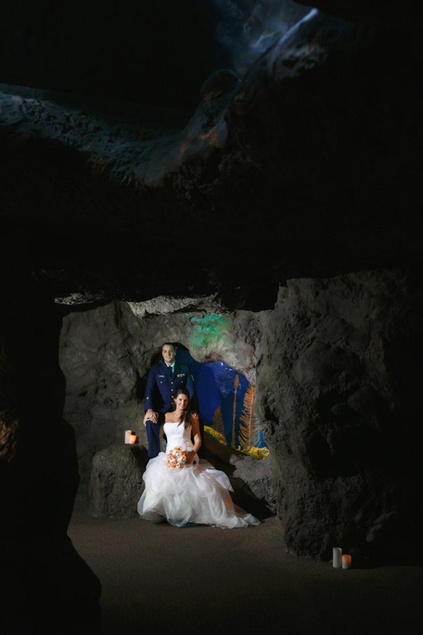 Florida Aquarium Wedding - Downtown Tampa Wedding Venue - Navy Blue & Pink Nautical Wedding (18)