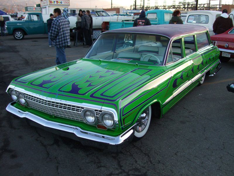 63 Chevy Wagon Chevy Nova Wagon Wagon Chevy