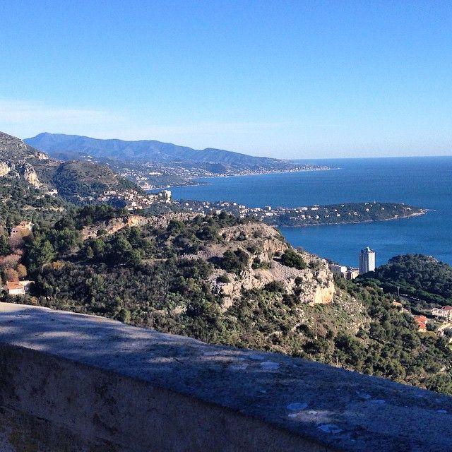#PortHercule Itálie v pozadí s Alpami by novakovamisha from #Montecarlo #Monaco