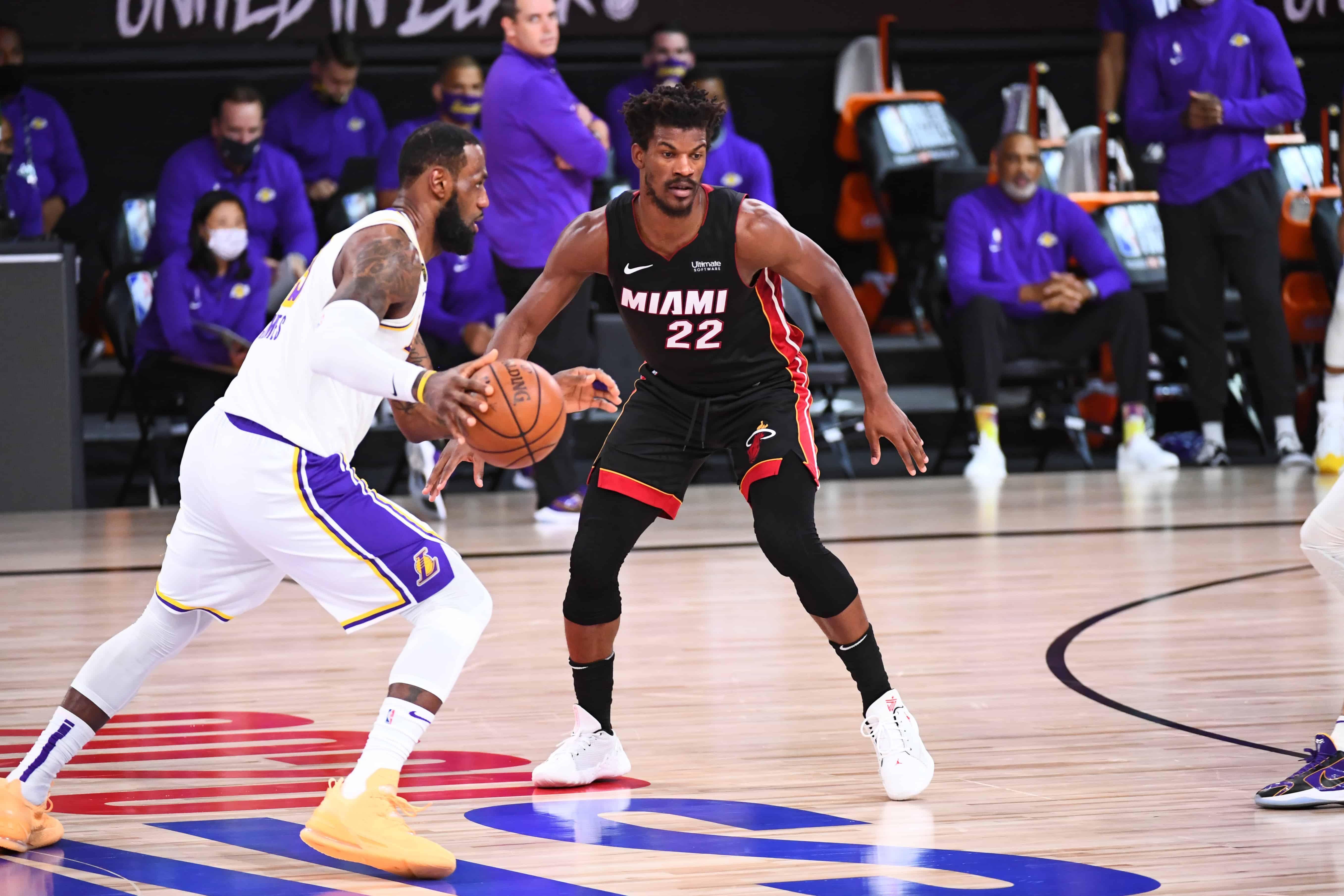 Los Angeles Lakers Vapulearon A Miami Heat Y Son Campeones De La Nba Tyc Sports En 2020 Campeones De La Nba Miami Heat Campeones