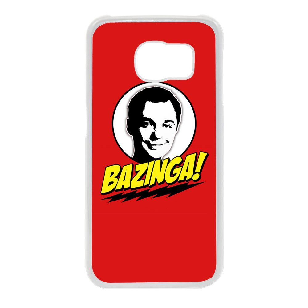 Bazinga Phonecase for Samsung Galaxy S6